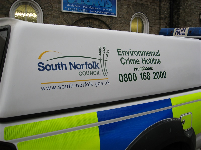 Vehicle graphics norwich norfolk diss suffolk east anglia