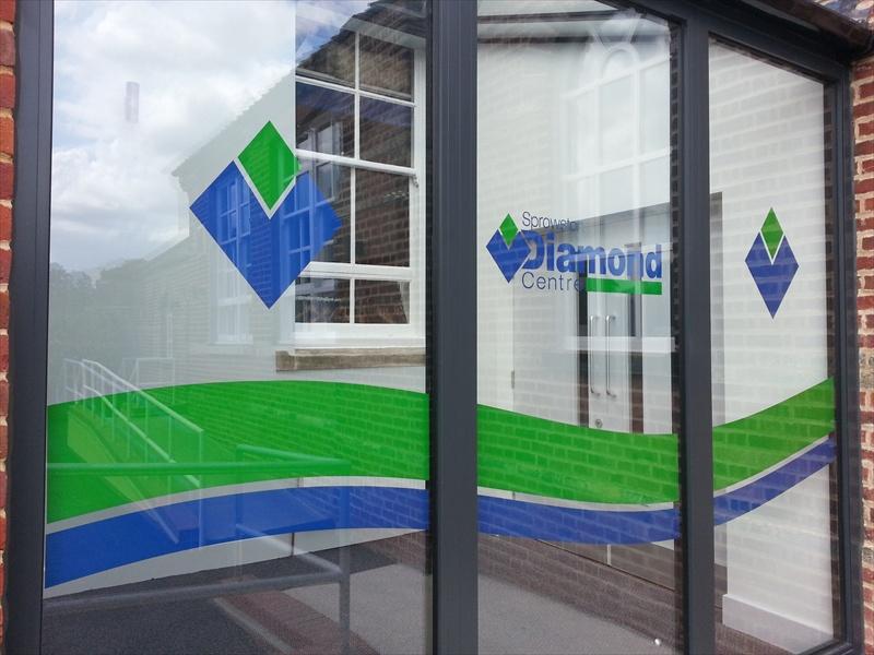 Window Graphics Norwich Norfolk Diss Suffolk