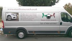 van sign writing norwich