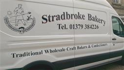 vehicle van letters norfolk