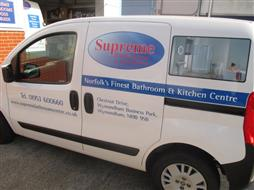 full colour van graphics wymondham norfolk